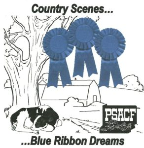 Country Scenes...Blue Ribbon Dreams