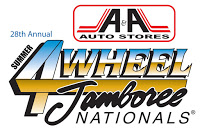 28th Annual Summer 4Wheel Jamboree Nationals logo