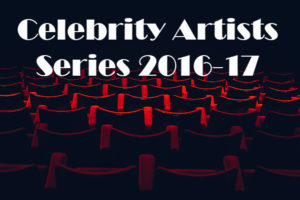 Celebrity Artists Series 2016-17 Red theater seats photo by Lloyd Dirks on UnSplash https://unsplash.com/@lloydaleveque