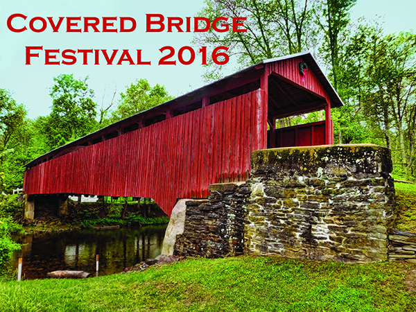 Covered Bridge Craft Show Pa