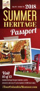 PA Heritage Passport Brochure 2018