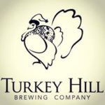 Turkey Hill Brewing Company graphic logo black and white